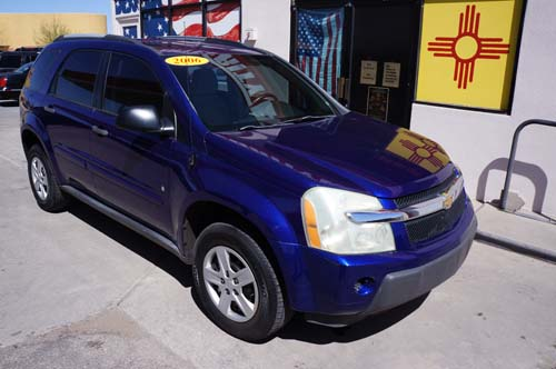 2006 Chevy Equinox
