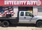 2006 Ford Super Duty F-350 with Bailer
