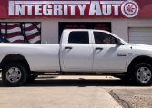 2014 Ram Ram Pickup 2500 4x4 Tradesman 4dr Crew Cab 8 ft. Long Bed