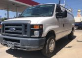 2013 Ford E-Series Van E-250 3-Door Cargo Van